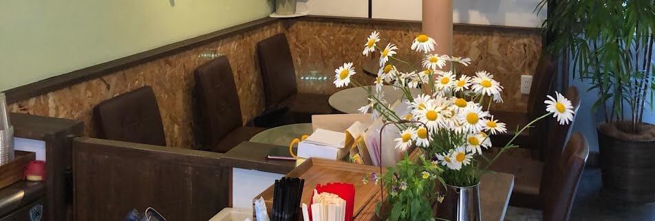 龍安寺カフェ花の香